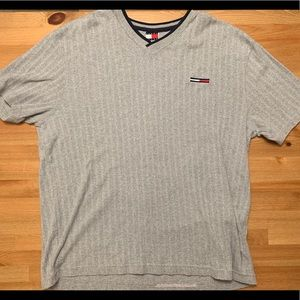 Tommy Jeans Men's Vintage Short Sleeve T Shirt